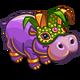 Fat Tuesday Hippo-icon