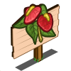 Flamingo Flower Mastery Sign-icon