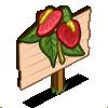 Flamingo Flower Mastery Sign-icon
