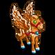Gingerbread Pegasus Foal-icon