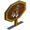 Holiday Drum Horse Mastery Sign-icon
