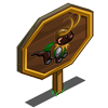 Loki Weasel Mastery Sign-icon