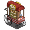 Sandwich Cart-icon