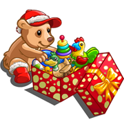 Very Merry Bear-icon