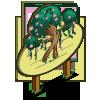 Dryad Tree Mastery Sign-icon