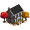 Fall Colonial Home-icon