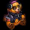 Music Lover Bear-icon