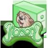 Sporty Dog Treat-icon