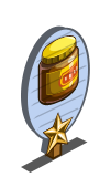 Vegespread 1 Star Mastery Sign-icon