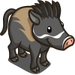 Visayan Warty Pig-icon