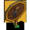 Werewolf Violinist Mastery Sign-icon