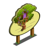 Balcony Tree Mastery Sign-icon