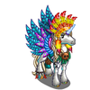 Magnificent Warrior Pegacorn-icon