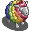 Metalic Rainbow Sheep-icon