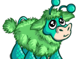 Mossy Cow