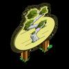 Zigzag Tree Mastery Sign-icon