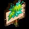 Beryl Rain Flower Mastery Sign-icon