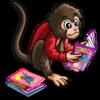 Comic Monkey-icon