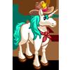 Country Star Unicorn-icon