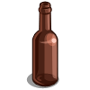 Empty Wine Bottle-icon