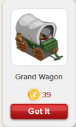 Grand Wagon Rewardville unlocked