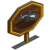 Hourglass Dolphin Mastery Sign-icon