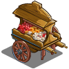 Medieval Hand Cart-icon