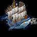 Pirate Ship Whale-icon