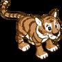 Siberian Tiger Cub-icon