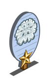 Sugar Snowflake 1 Star Mastery Sign-icon
