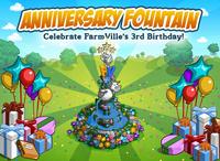 Anniversary Fountain Loading Screen