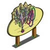 Beads Tree Mastery Sign-icon