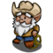 Cowboy Gnome-icon
