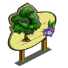 Crocus Tree Mastery Sign-icon