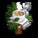 Espresso Foam Tree-icon
