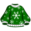 Snowflake Sweater-icon