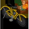 Bike with Basket-icon