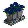 Black Rose Planter-icon