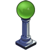 Green Gazing Ball-icon