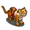 Lost Warrior Tiger-icon