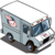 Mail Truck-icon