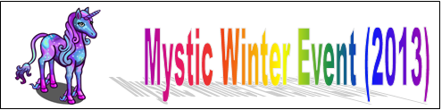 Mystic Winter Event (2013) Event Banner