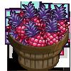 Red Pineapple Bushel-icon