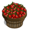 Strawberries Bushel-icon