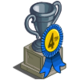 4th Place Trophy-icon