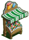 Canning Peaches Stall-icon