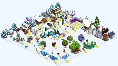 FarmVille's Model Farm