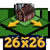 Farm 26x26