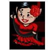 Flamenco Gnome-icon