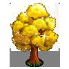 Golden Ipe Tree-icon